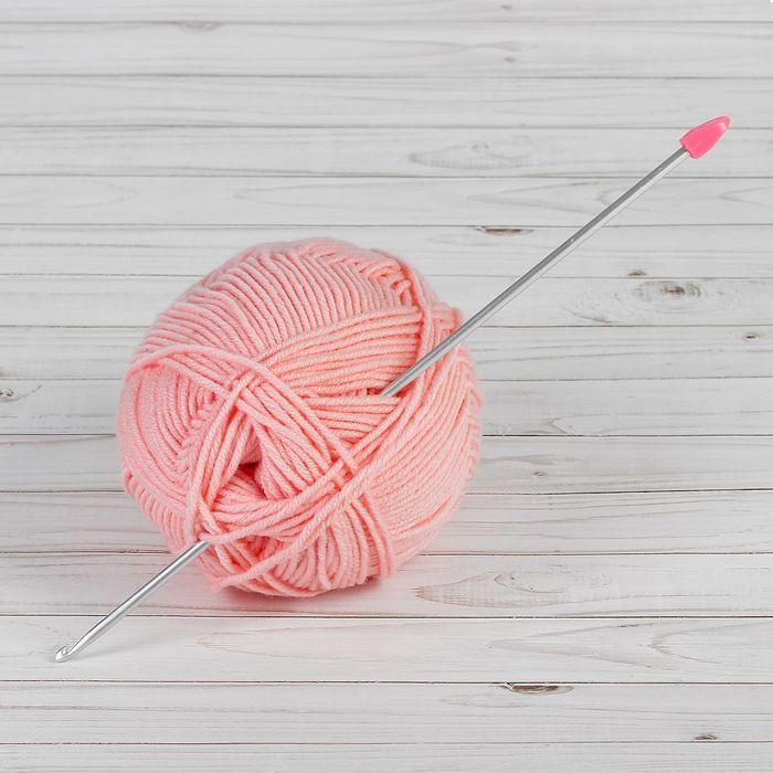 крючок для вязания тунисский D5мм 36см в бишкеке купить цена