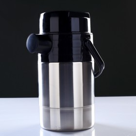 Geyser thermos with air pump, 1.75 L, 49 ° C, 24 hours.