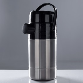 Geyser thermos with air pump, 2.5 L, 55 ° C, 24 hours.