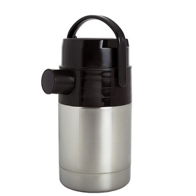 Geyser thermos with air pump, 3 L, 60 ° C, 24 hours.