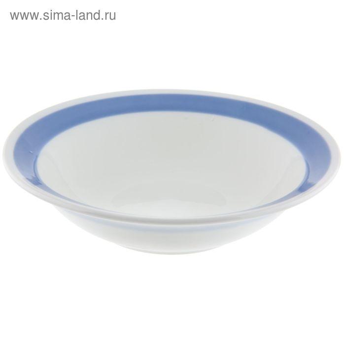 """Салатник 250 мл, d=17,5 см, h=4,8 см """"Соли синие"""""""