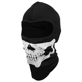 Mask-protective Balaclava, cotton 50% synthetic 50% of the time. universal