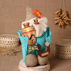 """Amulet brownie """"Brownie hat, pot and horseshoe"""""""