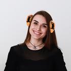 Ears on headband hair
