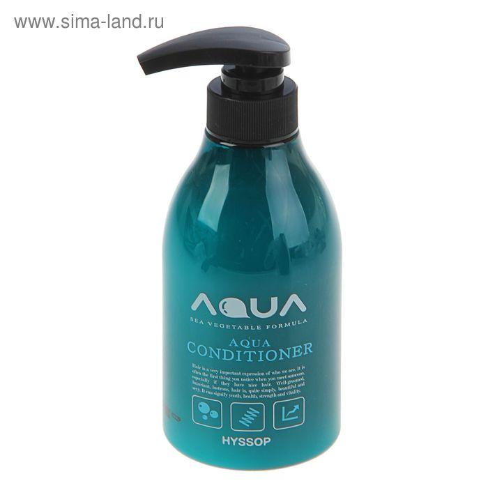 """Кондиционер питательный  AQUA""""Морские водоросли"""" Professional, 400 мл"""