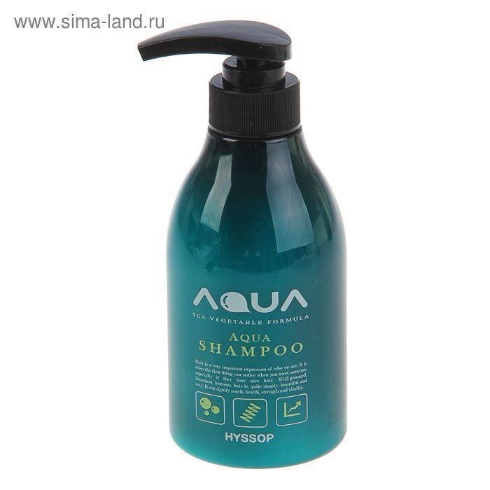 """Шампунь питательный AQUA """"Морские водоросли"""" Professional, 400мл"""