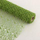 """Сетка """"Крошет"""" зеленый, 50 см х 4,5 м"""