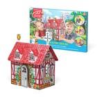 Игровой домик для раскрашивания Country house, EK 39224