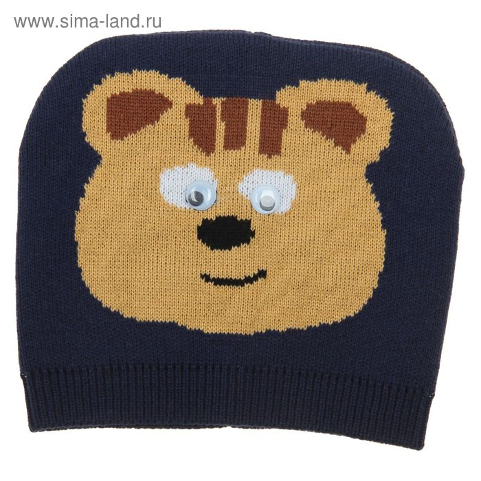 "Шапка для мальчика ""Муня"", размер 50-52 (3-5 лет), цвет МИКС"