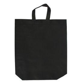 Пакет с петлевой ручкой, чёрный Ош