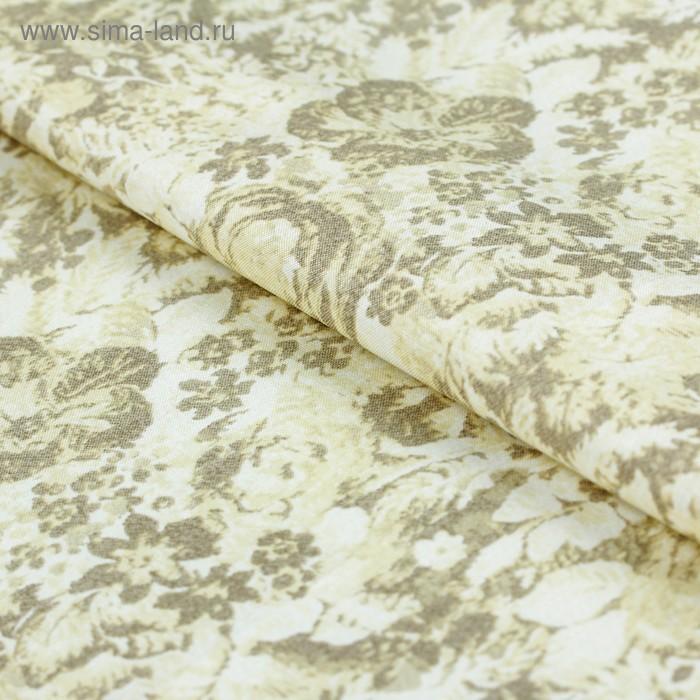 Ткань для пэчворка 4522, 50х55см, 135±5г/кв.м, 752