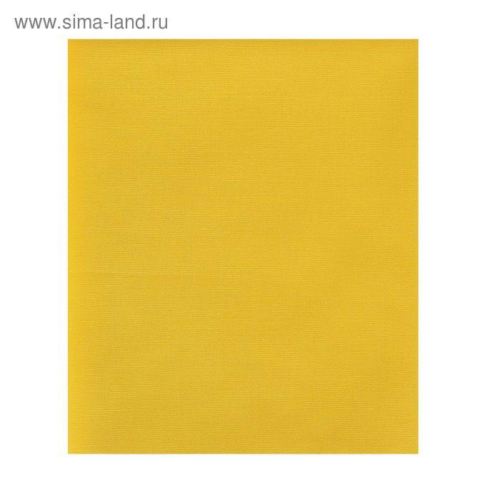 Ткань для пэчворка Kona Cotton, 50х55см, 122±5г/кв.м, LEMON, цвет бледно-жёлтый