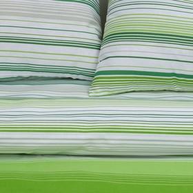 """Постельное бельё """"Этель"""" Софт (вид 2) 2 сп., размер 175х215 см, 200х220 см, 70х70 см - 2 шт., 100% хлопок, бязь, 125 г/м2"""