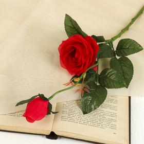"Artificial flowers ""heavenly rose"" Burgundy"