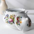 Набор для супа «Букет цветов», 10 предметов - фото 886130