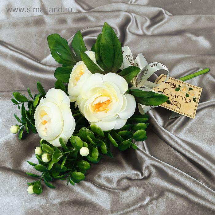"""Букет-дублер """"Очарование"""" розы"""