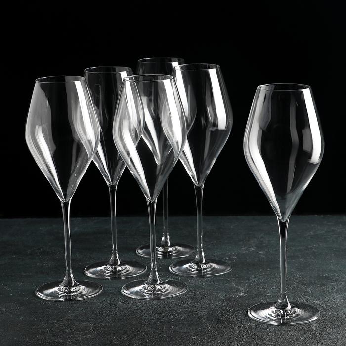 Набор бокалов для вина 560 мл Swan, 6 шт