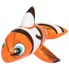 """Игрушка надувная для плавания с ручками """"Рыба-клоун"""", от 3-х лет"""