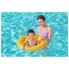 Круг для плавания Swim Safe ступень «А», с сиденьем и спинкой, от 1-2 лет, 32027 Bestway - фото 106541106