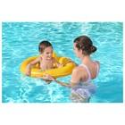 Круг для плавания Swim Safe ступень «А», с сиденьем и спинкой, от 1-2 лет, 32027 Bestway - фото 106541107