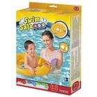 Круг для плавания Swim Safe ступень «А», с сиденьем и спинкой, от 1-2 лет, 32027 Bestway - фото 106541108
