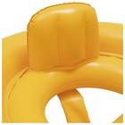Круг для плавания Swim Safe ступень «А», с сиденьем и спинкой, от 1-2 лет, 32027 Bestway - фото 106541109