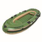 Надувная лодка 348х142 см с вёслами (65001)