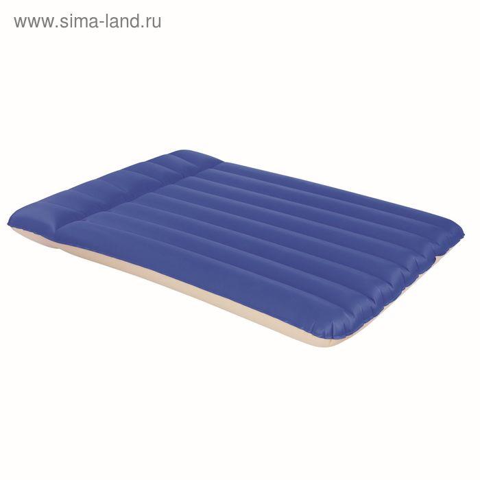 Надувной матрас для кемпинга 203х147 см (67016)