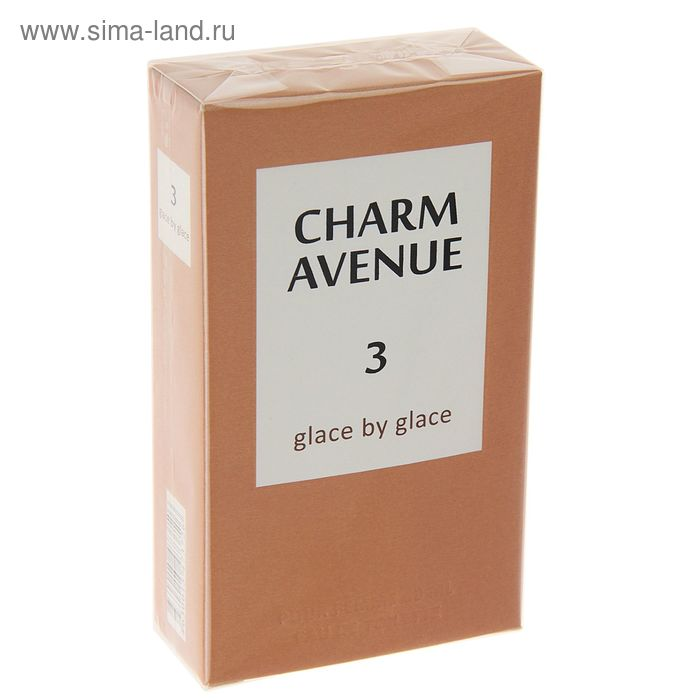 Туалетная вода женская Charm Avenue 3 Glace By Glace, 60 мл