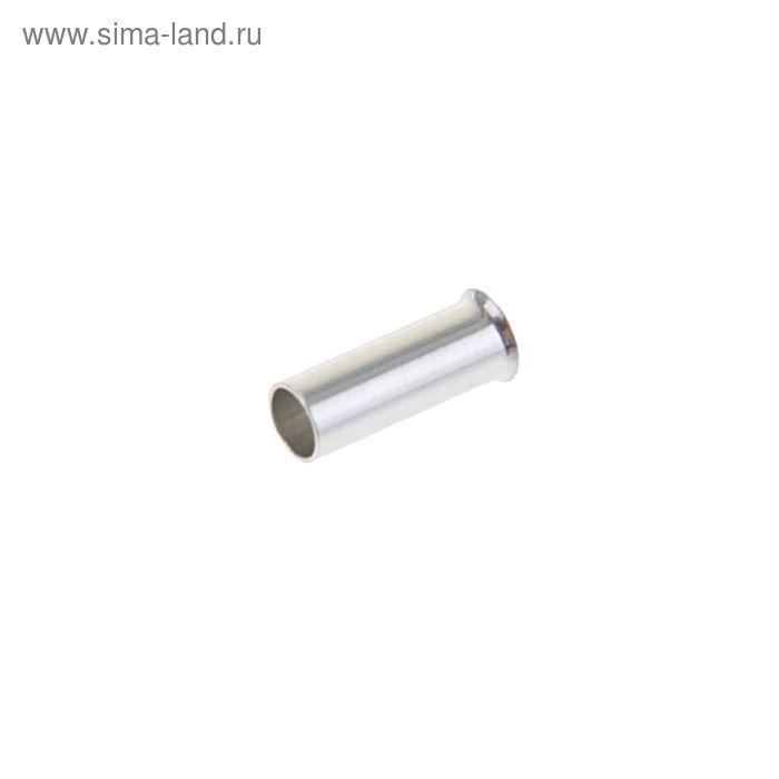 Набор наконечников втулочн  под 1 провод сечение 1,0 мм, контакт 8 мм, б/изоляции НШВ 100шт