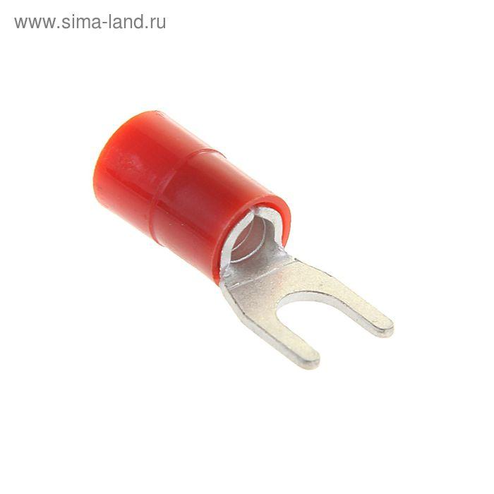 Наконечник вилочный сечением 10 мм, контакт 6 мм, нейлон, НВИ(н)