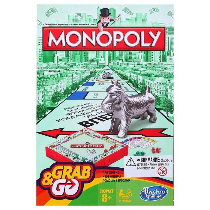 Игра дорожная «Монополия»
