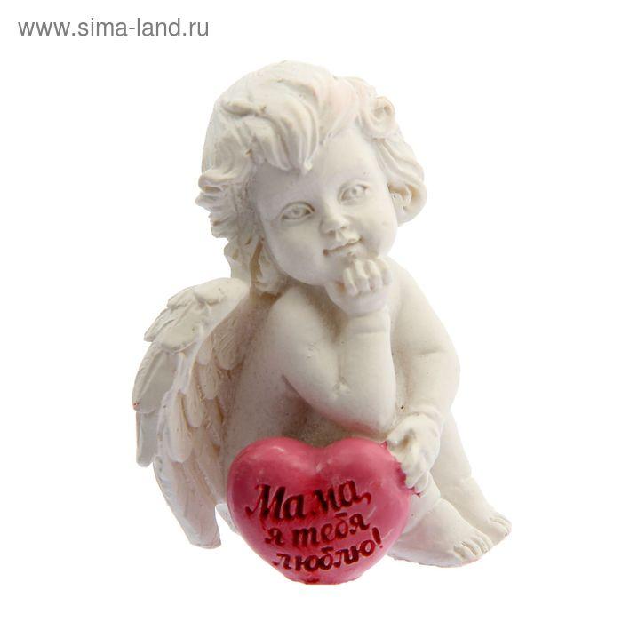 "Фигура ангел ""Мама, я тебя люблю"""