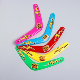 """Boomerang """"Superpower"""" 30 cm, MIX color"""
