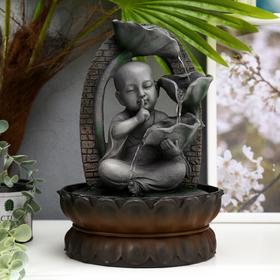 """Фонтан """"Маленький Будда"""""""