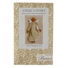 """Набор для изготовления текстильной игрушки """"Ваниль Angel's story"""" 36 см"""