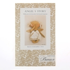 """Набор для изготовления текстильной игрушки """"Ваниль Angel's story"""" 21 см"""