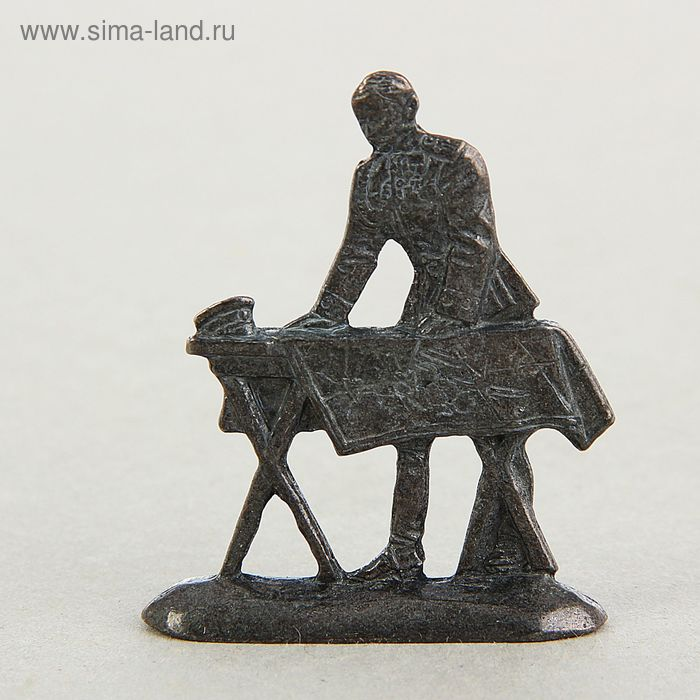 "Оловянный солдатик ""Генарал Брусилов"""