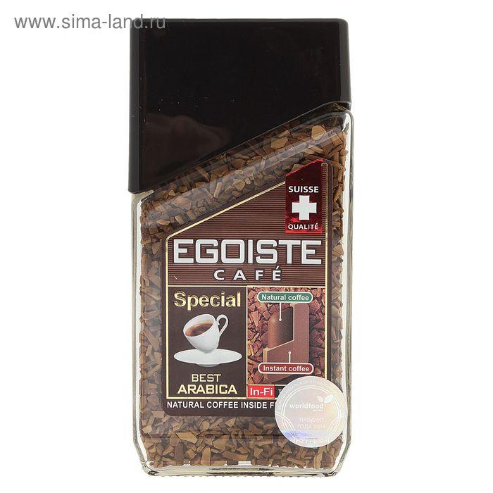 Кофе Egoist Special, молотый в растворимом, 50 г