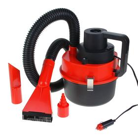Car vacuum cleaner TORSO, TK-127, 10 A, 90 W, wire 3 m, 12V