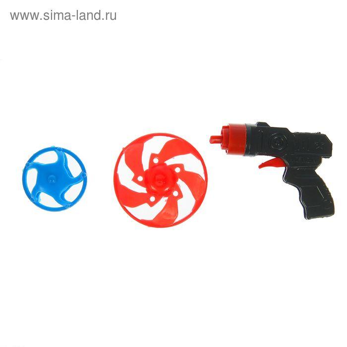 """Вертушка """"Пистолет"""", цвета МИКС"""