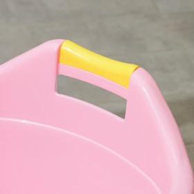 Таз овальный, 40 л, цвет МИКС - фото 1717084
