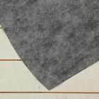 Материал мульчирующий, 5 × 1,6 м, плотность 80, с УФ-стабилизатором, бело-чёрный, «Агротекс»