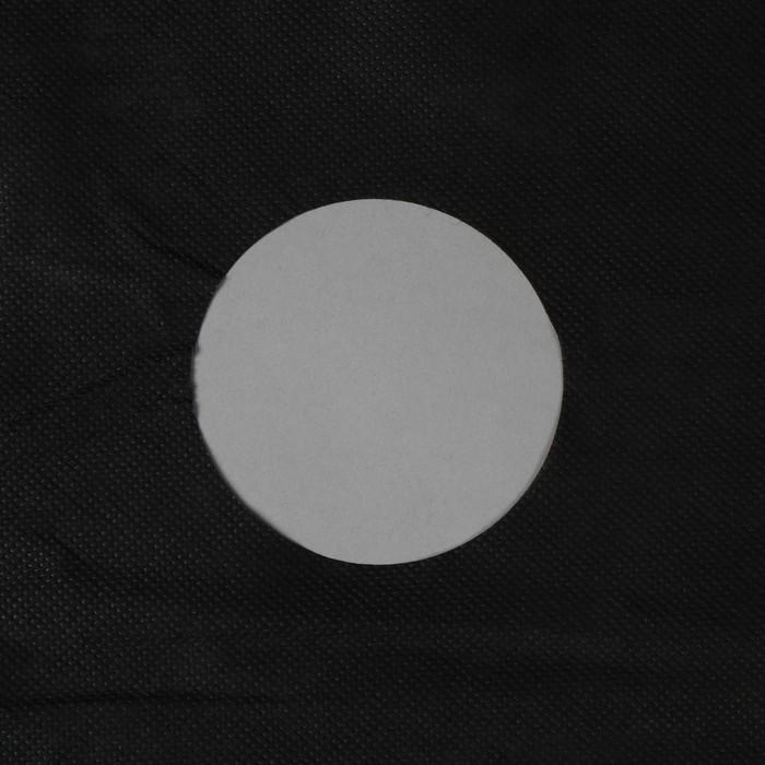 Материал мульчирующий, 10 × 1,6 м, плотность 60, с перфорацией, с УФ-стабилизатором, чёрный, «Агротекс»