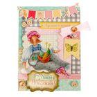 Набор для создания открытки «С Днём Рождения!», 11 х 15 см