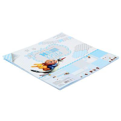 Набор бумаги для скрапбукинга «Наш кроха», 12 листов, 30,5 х 30,5 см