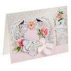 Открытка «Свадебная», набор для создания, 15 × 11 см