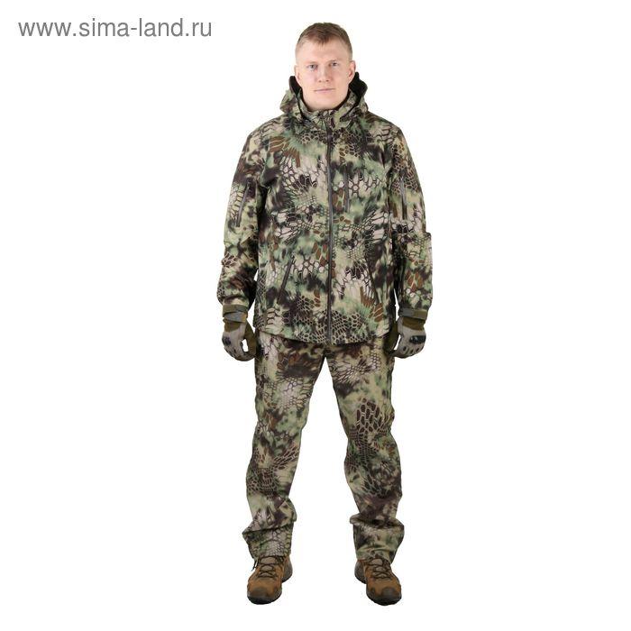 Костюм для спецназа влагозащитный МПА-25 (тк. курт. мембр.) питон лес (52/5)