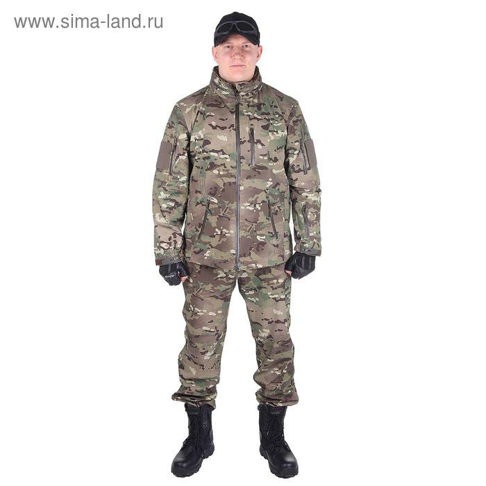 Костюм для спецназа влагозащитный МПА-25 (тк. курт. мембр.) мультикам(56/5)