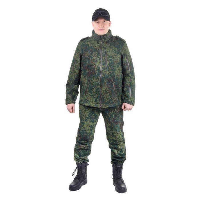 Костюм для спецназа влагозащитный МПА-25 (тк. курт. мембр.) цифра(54/4)